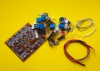 فلاشر 12 ولت 5 کاناله 2 وضعیتی با خروجی ترانزیستور