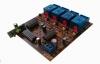 کیت گیرنده کنترل از راه دور 4 کاناله رادیویی با قابلیت برنامه ریزی هر کانال
