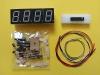 کیت ساعت دیجیتالی 1 با 7Seg آبی رنگ سایز 2X2.8
