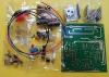کیت منبع تغذیه آزمایشگاهی 0 تا 30 ولت 3A با مدار هشدار دهنده در برابر اتصال کوتاه